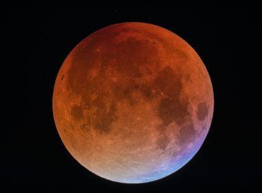 Após 150 anos, dia 31 de janeiro terá Lua Azul, Superlua e Lua de Sangue