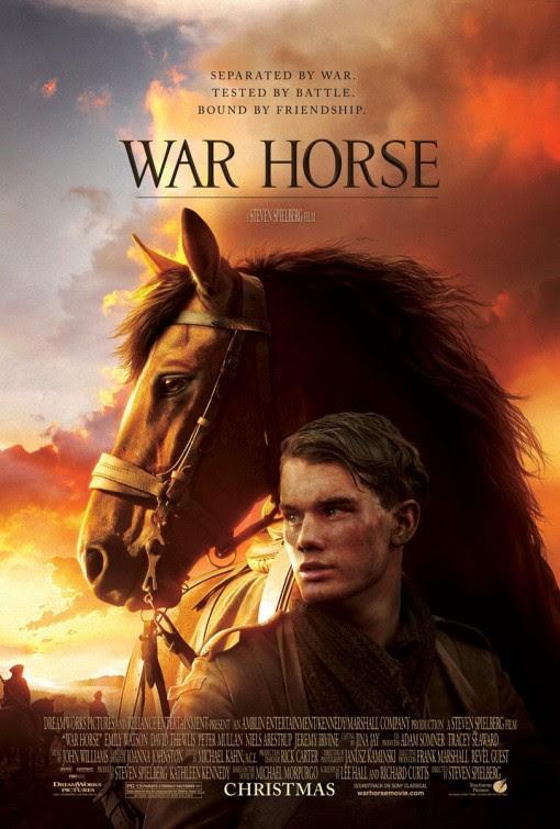 Risultati immagini per war horse poster
