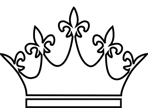 King And Queen Crown Drawing At Getdrawingscom Free For Personal