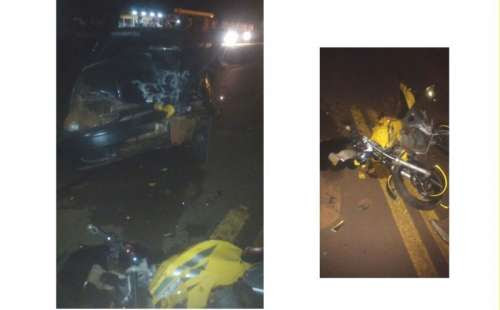 Rio Bonito - Acidente na BR 158 mata motociclista