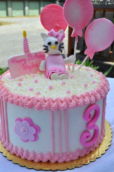 Birthday & Special Occasion Cakes from Cakes By Felicitations