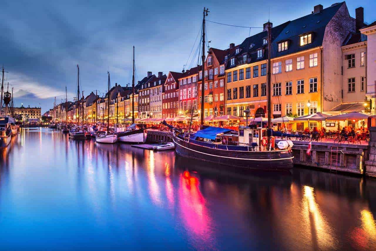 Resultado de imagem para Copenhaga