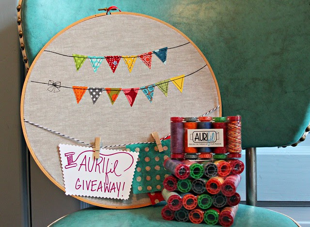 Aurifil Sample Pack Giveaway!!