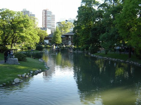 Argentina: The Buenos Aires Japanese Gardens (Jardín Japonés