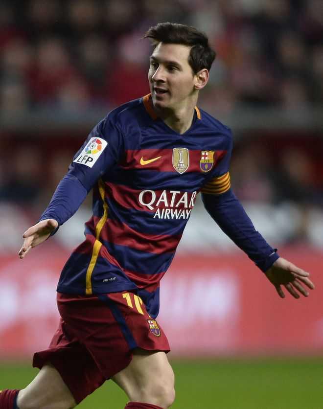 Lionel Messi Biografia Caracteristicas Premios Y Mucho Mas