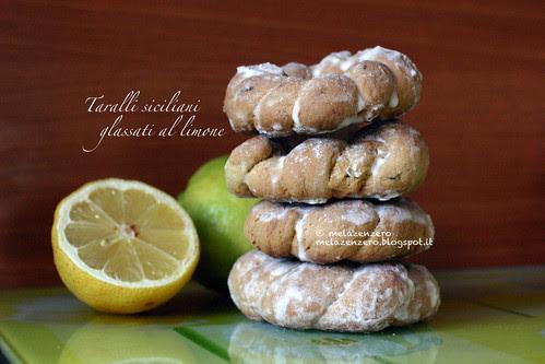 taralli glassati al limone