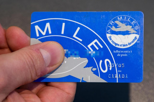 Air Miles a annoncé hier de nouvelles modifications... (PHOTO ALAIN ROBERGE, archives LA PRESSE)