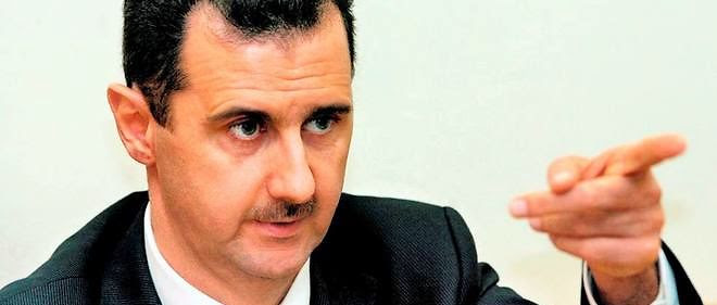Bachar el-Assad, photo d'illustration.