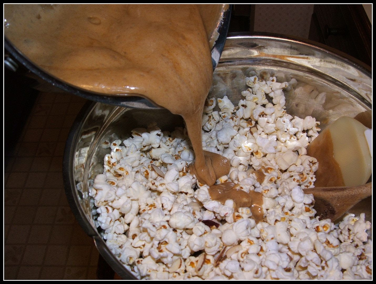 caramel popcorn by Angie Ouellette-Tower for godsgrowinggarden.com photo 005_zpsea08c071.jpg