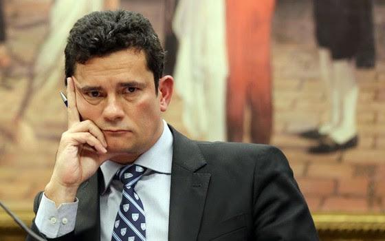O juiz ,Sergio Moro (Foto: Wilson Dias/Agência Brasil)