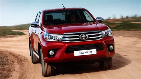 toyota hilux invincible  review car magazine