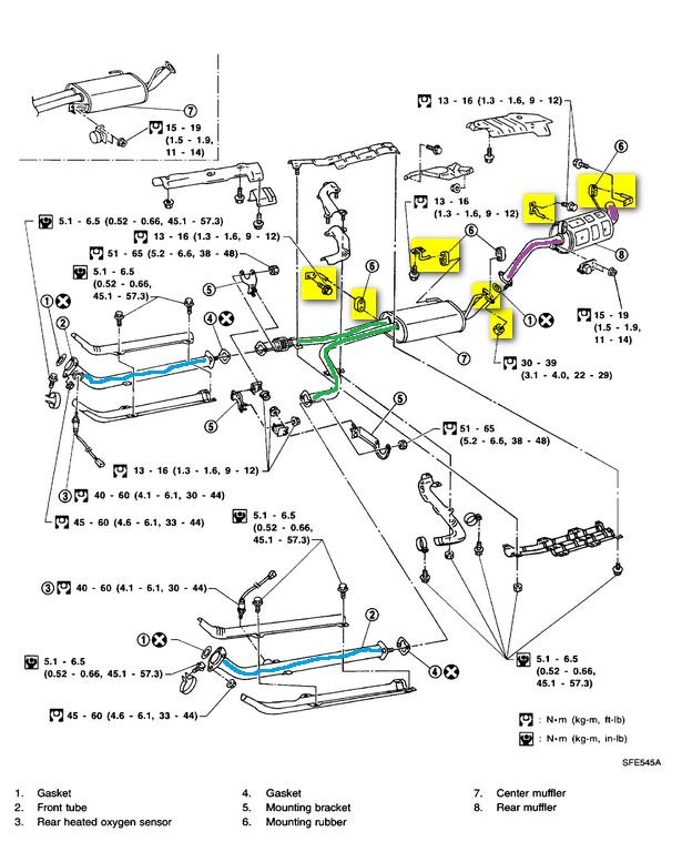2013 Nissan Xterra Engine Diagram - Wiring Diagrams Place