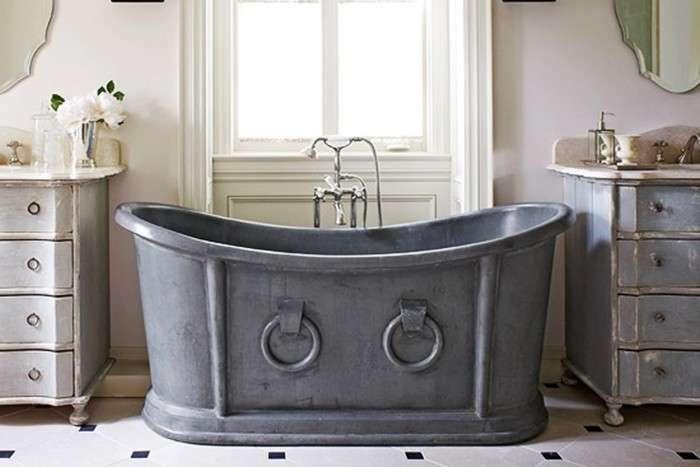 Arredare un bagno in stile vintage - Houselet