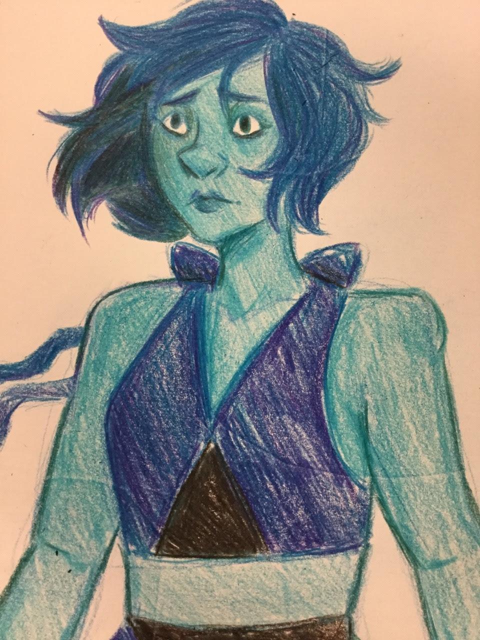 I drew Lapis