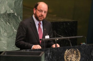 El ministro de Relaciones Exteriores de Chile, Alfredo Moreno.EFE