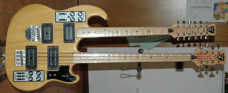 double-neck shergold modulator