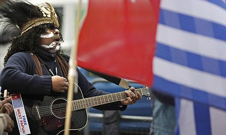 Papua self determination