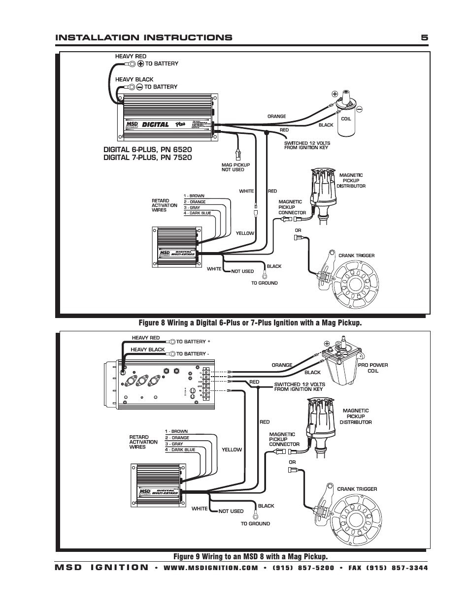 31 Msd 7al 2 Wiring Diagram