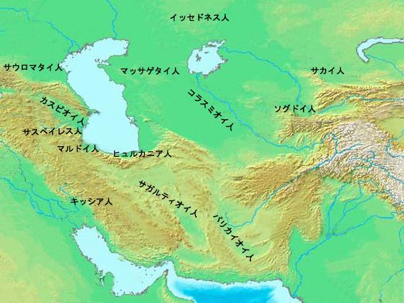 El mundo de Heródoto (Asia Central) .png
