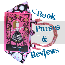 Grab button for Book Purses