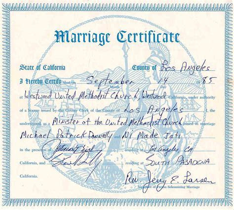 Marriage License MIstakes   Marriage License Simply