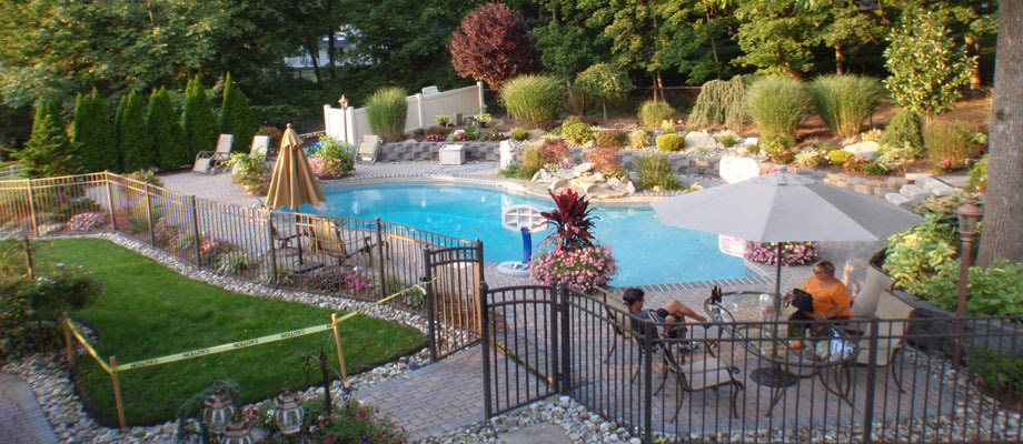 Precision Landscaping Inc Wayne Nj 973 694 3786 Decks Walls