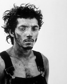Roberto Lopez, oil field worker - Lyons, Texas - September 28, 1980