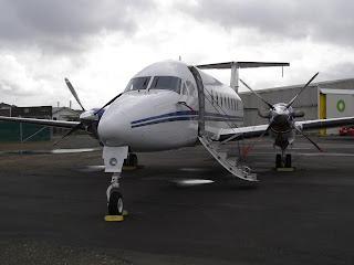 Vincent Aviation B1900D