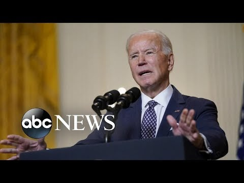 Joe Biden addresses foreign powers: 'America is back'