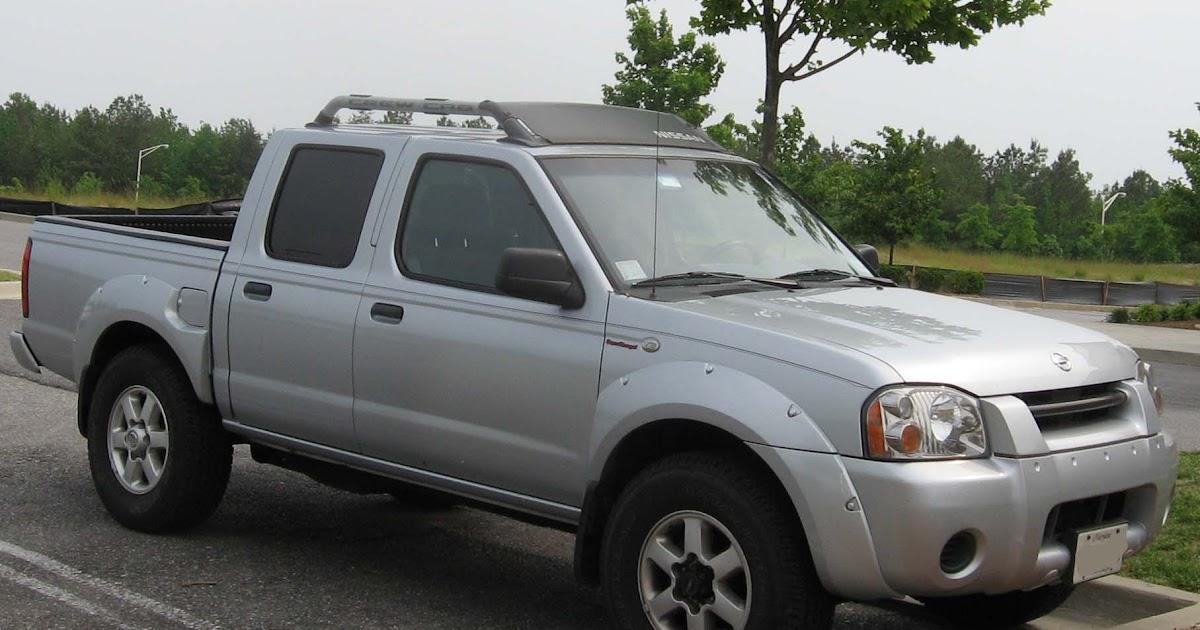 2004 Nissan Frontier Service Repair Manual Download
