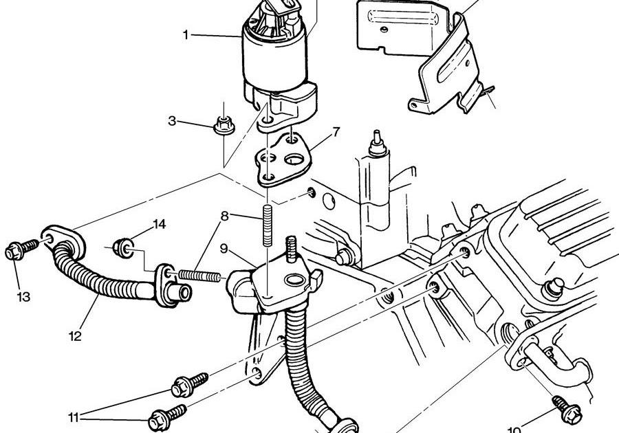 2003 Buick Lesabre Serpentine Belt Diagram