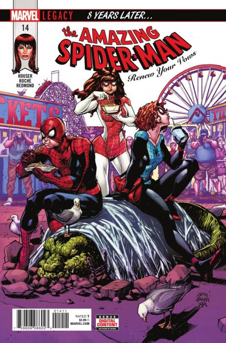 Amazing Spider-Man - Renew Your Vows #14