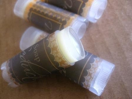 Chai Tea Lip Balm-Spicy, Herbal, and Delicious-Vegan