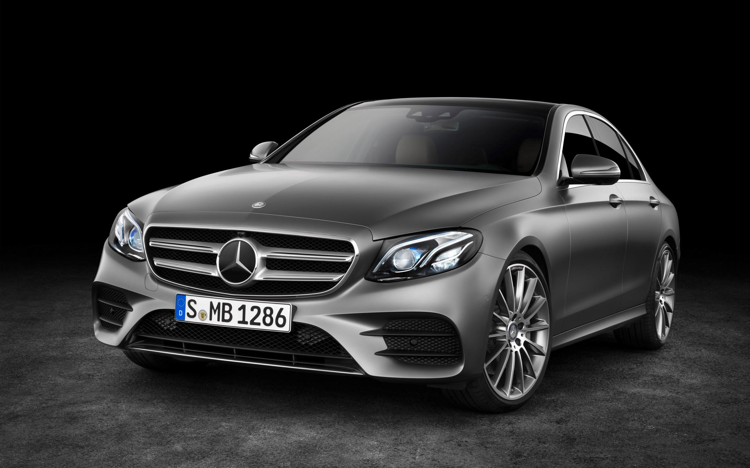 2017 Mercedes Benz E Class Wallpaper | HD Car Wallpapers ...