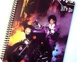 Prince, Purple Rain - Recycled Vinyl Record Journal
