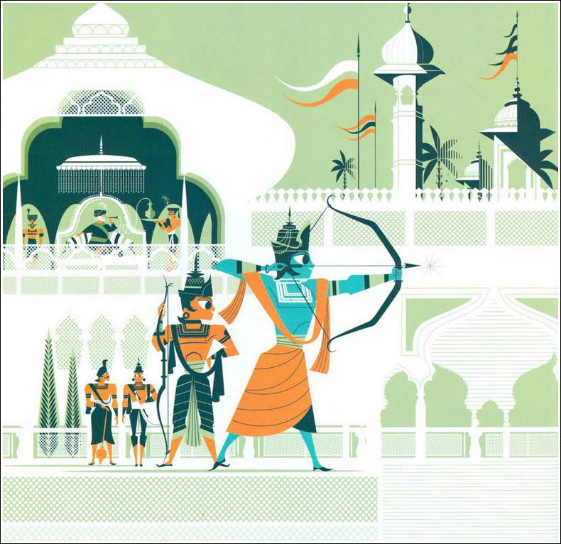 Divine Loophole, Ramayana