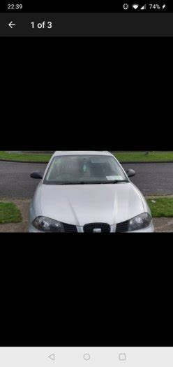 2010 Seat Cordoba For Sale in Coolock, Dublin from paul6125