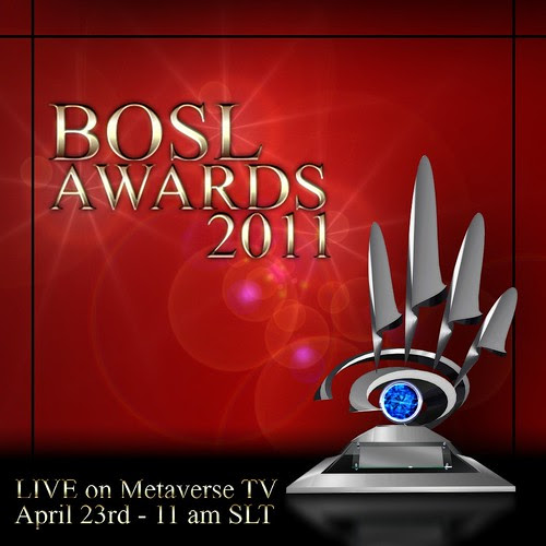 BOSL Awards 2011 - Official Nominees Announced