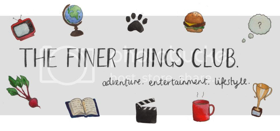 The Finer Things Club | UK Lifestyle Blog