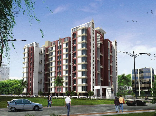 Reelicon Alpine Ridge - Pancard Club - Baner Pune - Floor Plans - Building