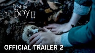Brahms The Boy 2 Hollywood Movie (2020) | Cast | Trailer 2