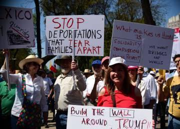 #VibraMéxico: la sociedad civil se moviliza contra las agresiones de Trump