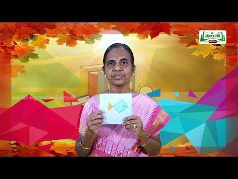 3rd Maths Bridge Course இருபரிமாண, முப்பரிமாண வடிவங்கள் நாள் 5&6 Kalvi TV