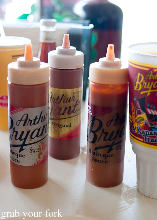 Arthur Bryant's barbecue bbq sauces Kansas City Missouri