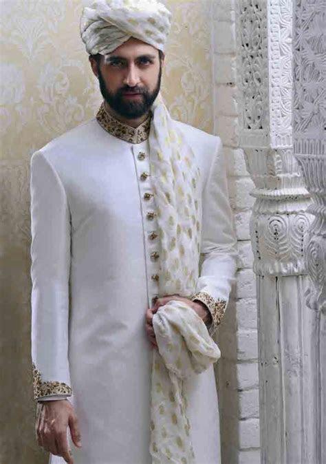 Wedding Sherwani Designs For Groom Barat In 2019   Wedding