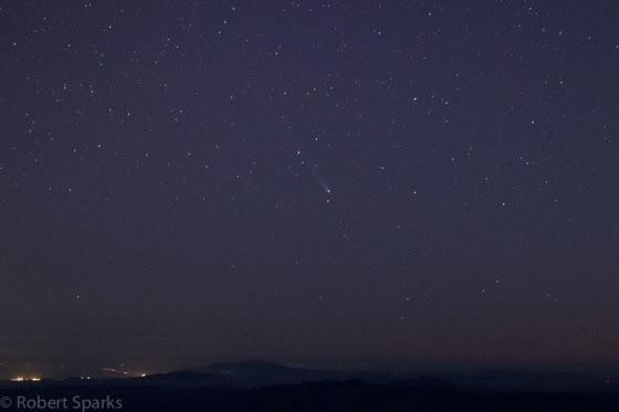 Comet Lemmon
