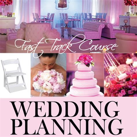 Certificate in Professional Wedding Planning  The Wedding