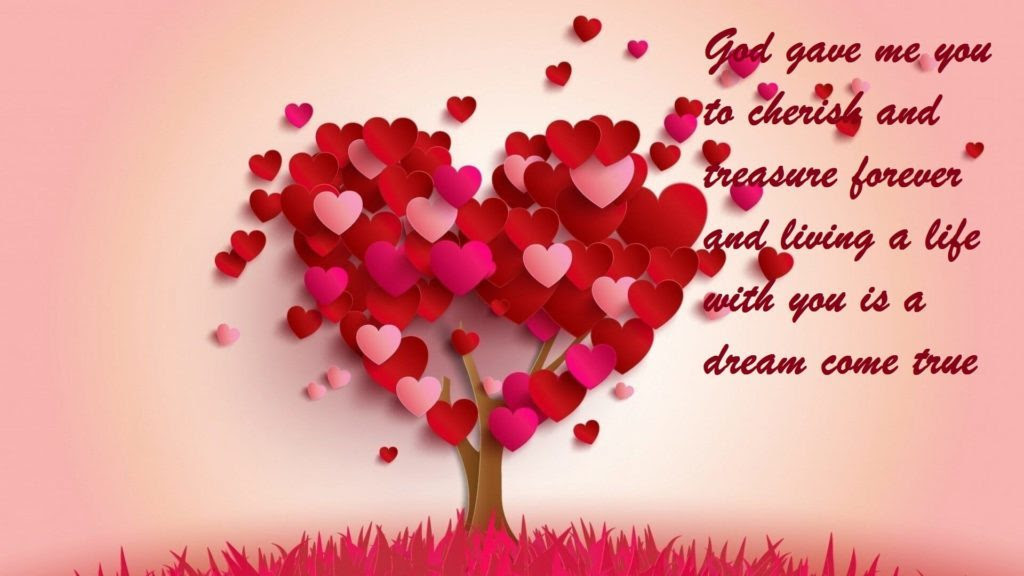 Romantic Love Quotes For Her From The Heart - Wishes Disney