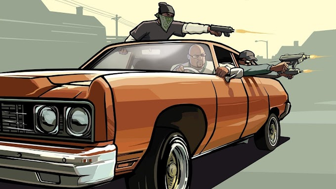 GTA San Andreas Download (Normal +  APK + OBB) For Android