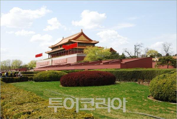 중국 대륙 역사의 중심 '베이징'